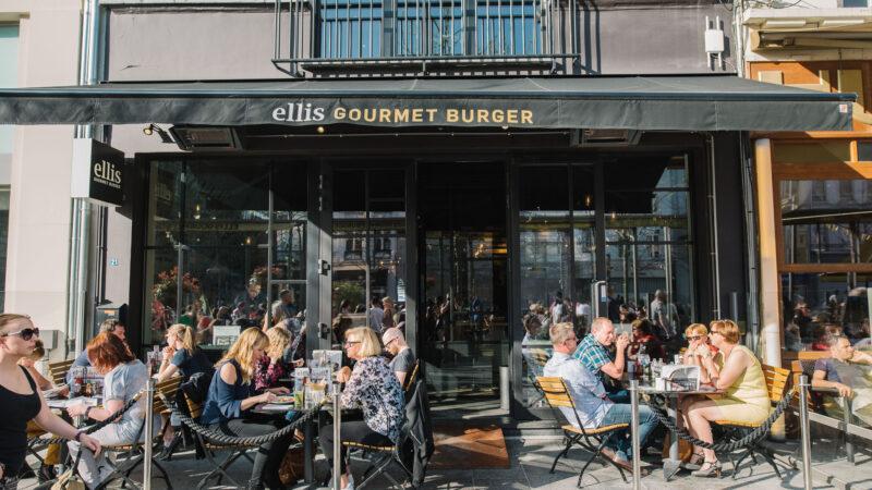 Ellis Gourmet Burger Anvers Keyserlei