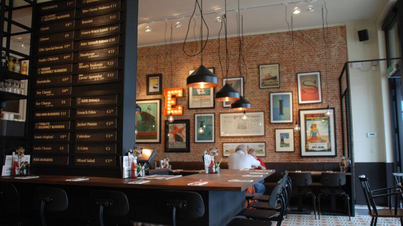Ellis Gourmet Burger Anvers Eilandje