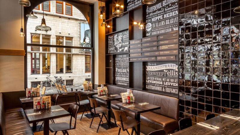 Ellis Gourmet Burger Louvain
